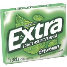 Spearmint Flavored